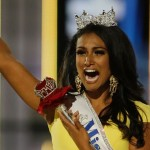 Twitter battle about Miss America 2014