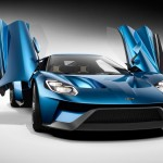 This is How Ford GT Supercar Looks Like in Photos