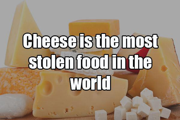 10 Interesting Facts about Food You Might Wanna Check