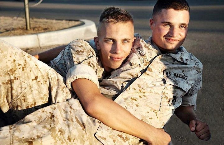 These Gay Servicemen Talks About What Its Like To Be A -8766
